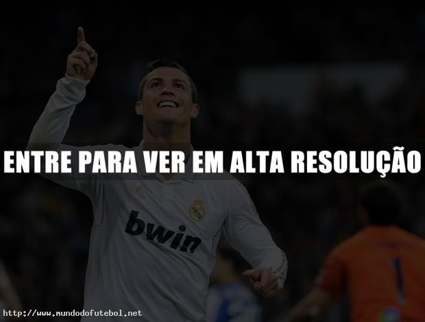 CRISTIANO RONALDO, CR7, REAL MADRID, COMEMORAO