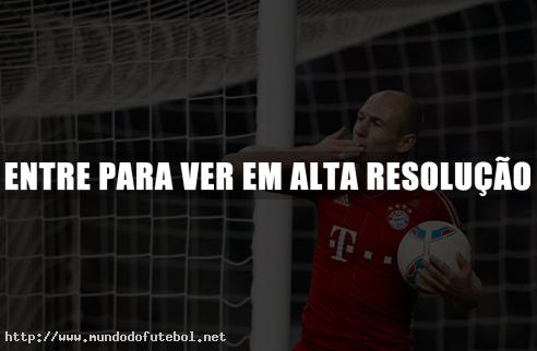 Robben, Bayern de Munique
