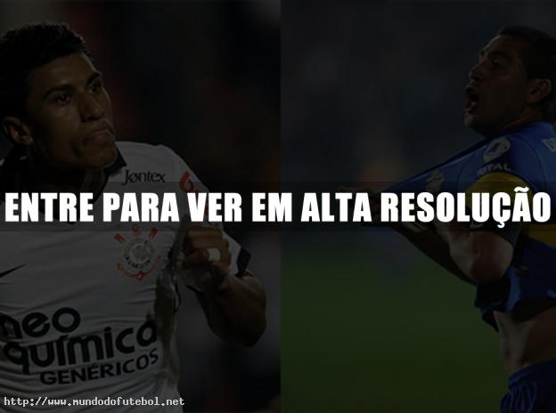 Corinthians, Boca Juniors, Copa Santander Libertadores