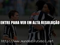 Bernard, J, Ronaldinho Gacho, comemorao, Campeonato Brasileiro, Atltico-MG