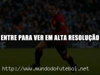 Van Persie, Manchester United, comemorao