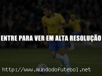 Neymar, Brasi, Itlia, Amistoso